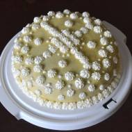 Torta citrōłnowo (Tort cytrynowy)