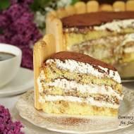 Pyszne ciasto tiramisu na Dzień Matki