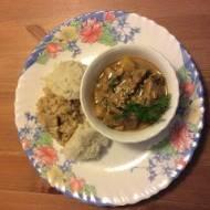 Tajskie Massaman Curry