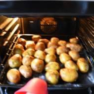 Ziemniaki jak z ogniska z 3 sosami