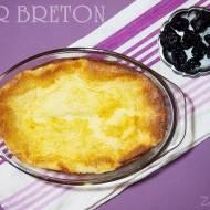 Far breton, czyli ciasto bretońskie ze śliwkami