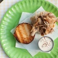 Biały sos majonezowy do mięs z grilla  – idealny do grillowanej wieprzowiny i drobiu