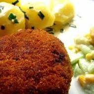Karminadel czyli kotlet mielony inspirowany kuchnią mojej babci.