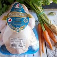 Lekki Kurczak Zagrodowy pieczony z warzywami i chorizo / Skinny chicken baked with vegetables and chorizo