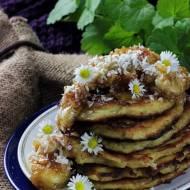 BANANOWE KUKURYDZIANE PLACUSZKI ( BEZGLUTENOWE ) – idealne na śniadanie!