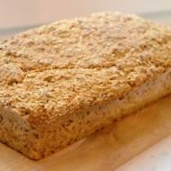 wegański owsiany chleb