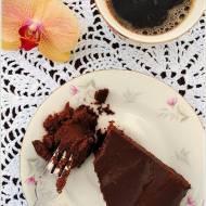 Sernik czekoladowy / Schokoladen-Käsekuchen