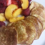 Light paleo pancakes - lekkie placuszki