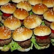 Minihamburgery