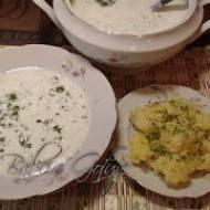Zupa Chłodnik z Ogórków
