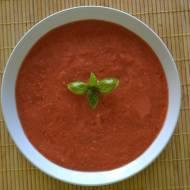 Pomidorowo na hica (Gazpacho ;) )