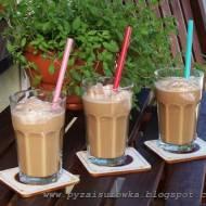 Kawa mrożona z lodami - przepis
