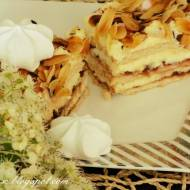 Pani Walewska, Pychotka ciasto bez pieczenia