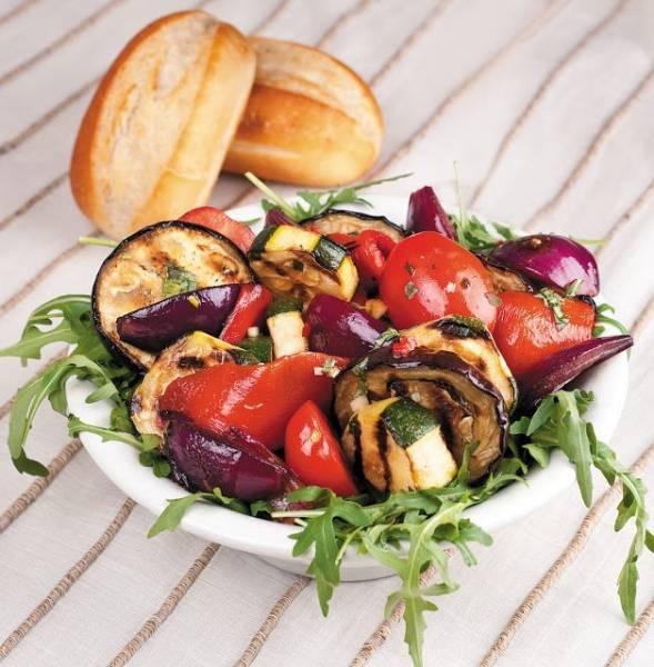 Grillowane warzywa na każdą okazję