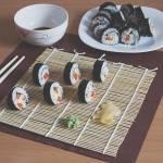 Sushi: hosomaki i futomaki