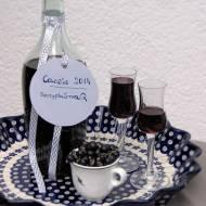 Crème de cassis, likier z czarnych porzeczek