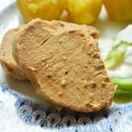 Schab marynowany w majonezie