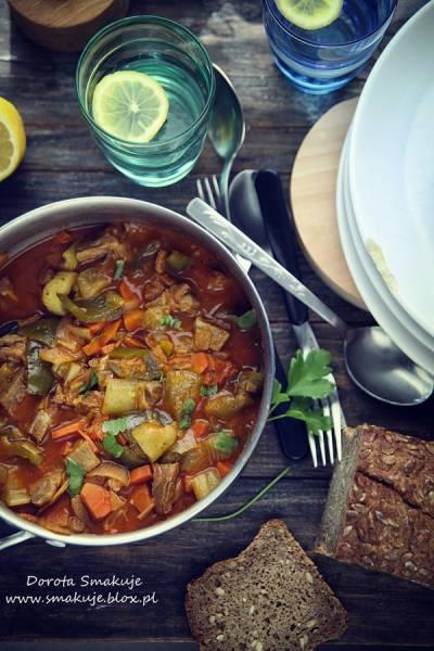 25 pomysłów na letni obiad w pół godziny
