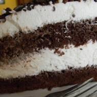 Tort wuzetkowy (bezglutenowy)