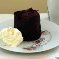 Babeczka czekoladowa z kubka