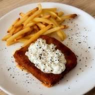 Czeska klasyka - wyprażany syr