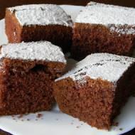 Murzynek lekki jak puch - ciasto na niedzielę (bezglutenowe)