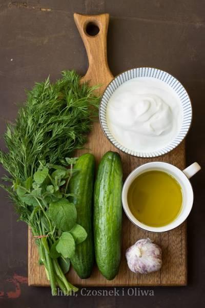 Jak zrobić sos tzatziki (klasyczny)?