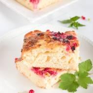 Ciasto z maślanką- Buttermilchkuchen.