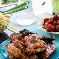 Kurczak egzotyczny z grilla