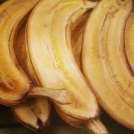 Wędzone banany