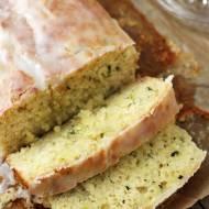 Wilgotne ciasto cytrynowe z cukinią…
