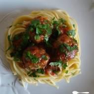 Pulpety w sosie pomidorowym (a'la