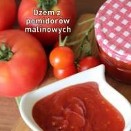 Dżem z pomidorów malinowych