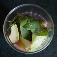 Koktajl szpinakowy warzywno-owocowy