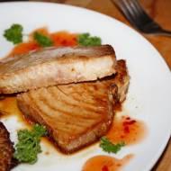 Steak z tuńczyka – proste, szybkie