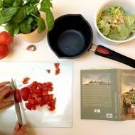 Toskański makaron z sosem pomidorowym