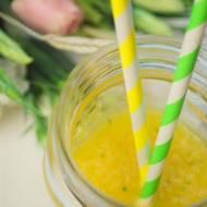 Agua fresca z mango i kolendrą