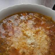 Włoska zupa Minestrone po polsku (bezglutenowa)