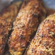 Bakłażan faszerowany mięsem mielonym z indyka