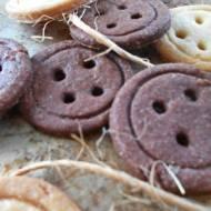 Ciasteczkowe guziczki