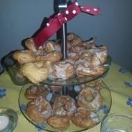 Gniazdka/Hiszpańskie Pączki - idealny smakołyk do porannej kawki.