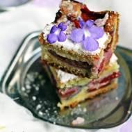Błyskawiczne ciasto ze śliwkami - miękkie i wilgotne