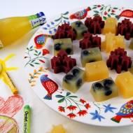 Galaretki pełne owoców - zdrowa słodycz