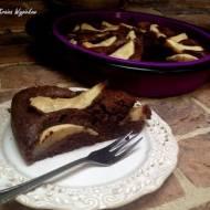 Gruszki w czekoladzie