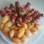 Współpraca kurczaka i świni :)