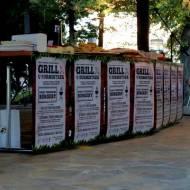 """GRILL U BURMISTRZA – czyli """"czy Policja robi najlepsze burgery w Niepołomicach"""""""