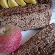 chleb jabłkowy na zakwasie
