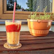 Mus owocowy trójkolorowy - przepis na smaczny deser