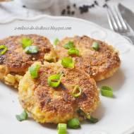 Kotleciki ryżowo - marchewkowe