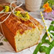Ciasto cytrynowo - cukiniowe